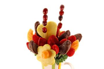 Fruit & Chocolate Arrangement
