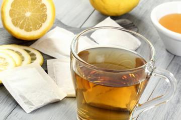 the' con miele e limone