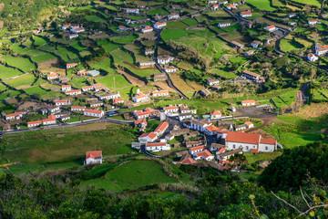 Fajazinha, Flores island, Azores archipelago (Portugal)