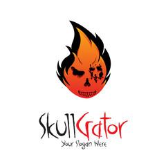 Skull Gator