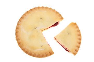 Cherry pie chart