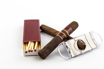 Zigarren mit Streichoelzer