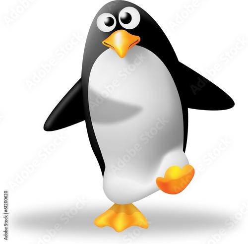 Pinguino immagini e vettoriali royalty free su fotolia for Scarica sfondi juventus gratis