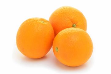 Organic navel oranges Fotomurales