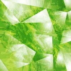 Abstract grunge tech vector backdrop
