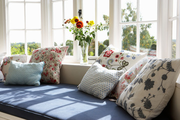 Window Seat In Modern House