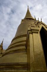 Bangkok: dettaglio palazzo reale