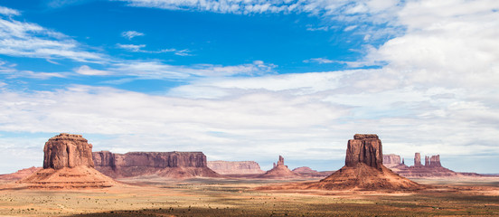 Wall Mural - Monument Valley