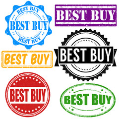 Best buy stamp set