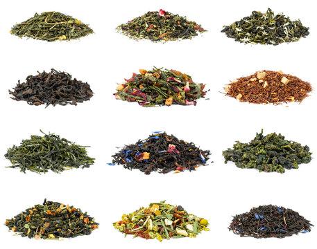 Set of tea