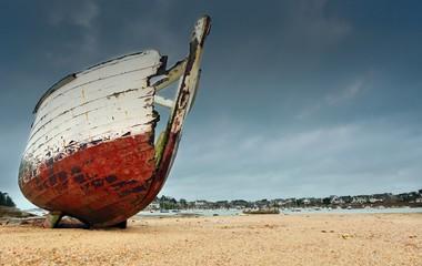 Acrylic Prints Shipwreck épave