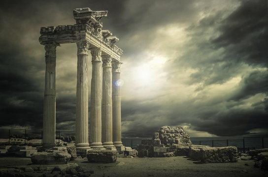 Great Apollon Temple@Antalya