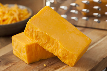 Organic Sharp Cheddar Cheese