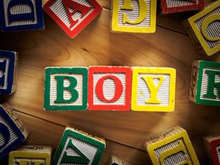 Boy concept
