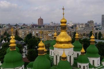 Kiev: Cattedrale di Santa Sofia