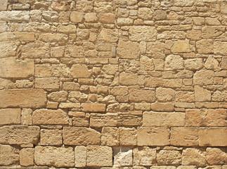 Obraz stone wall background - fototapety do salonu