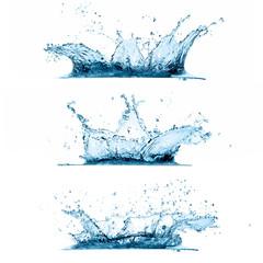 Zestaw rozprysków wody