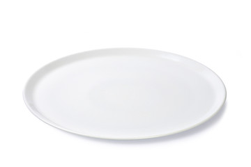empty flat plate