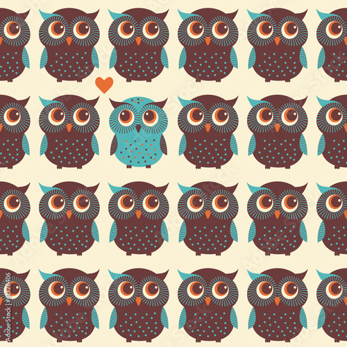 Owl patterns tumblr
