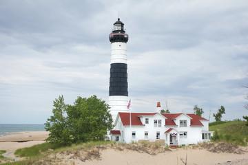 Lake Michigan Lighthouse, Grand Haven