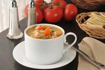 Cup of soup