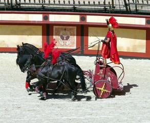 gladiateur-course de char