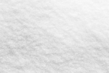 abstract background of white snow