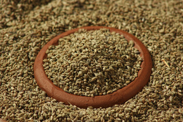 Ajwine or Carom Seeds