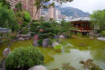 Garden, Japan, Monte Carlo,