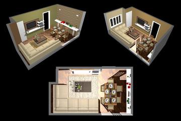 Architecture - Room 3D