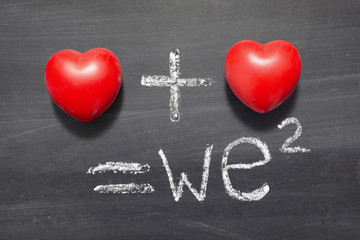 we two hearts