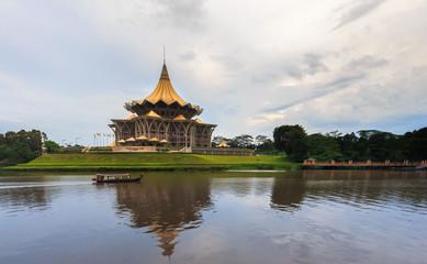 Sarawak State Legislative Assembly (Dewan Undangan Negeri).