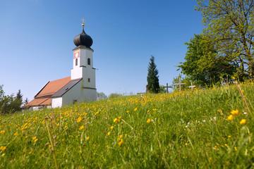 Fotomurales - Ulrichsberg, Wallfahrtskirche