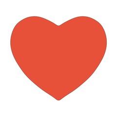 cartoon image of valentine heart