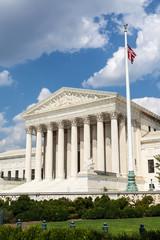 Wall Mural - United States Supreme Court, Washington, DC