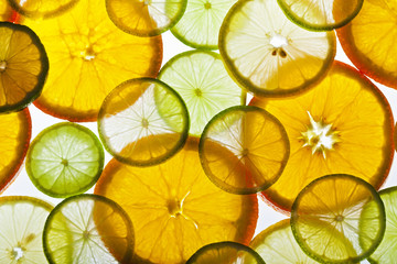Zitrone | Limette | Orange