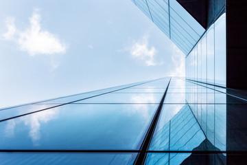 Hochhausfassade Fototapete