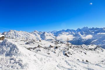 Ski resort - Elbrus,