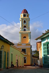 Church of Trinidad, Cuba