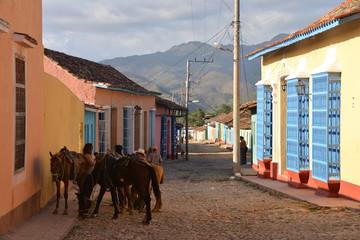 Colonial Trinidad in Cuba