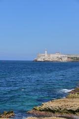 View from the Malecon, Havana, Cuba