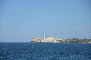 View on fortress, Havana, Cuba