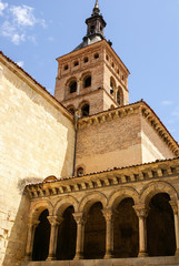 Iglesia de San Esteban (San Esteban Church), Segovia, Spain