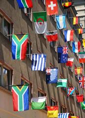 Fahnen - flags