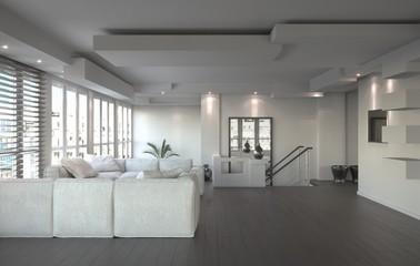 Large Modern Loft