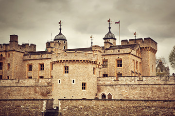 Fotomurales - The Tower of London, the UK. The historic Fortress