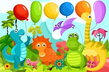 dinosauer party