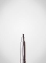 Felt pen with copy space
