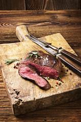 Deer Steak