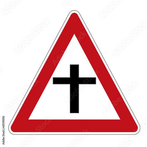 Для, знак пересечение с главной дорогой картинка